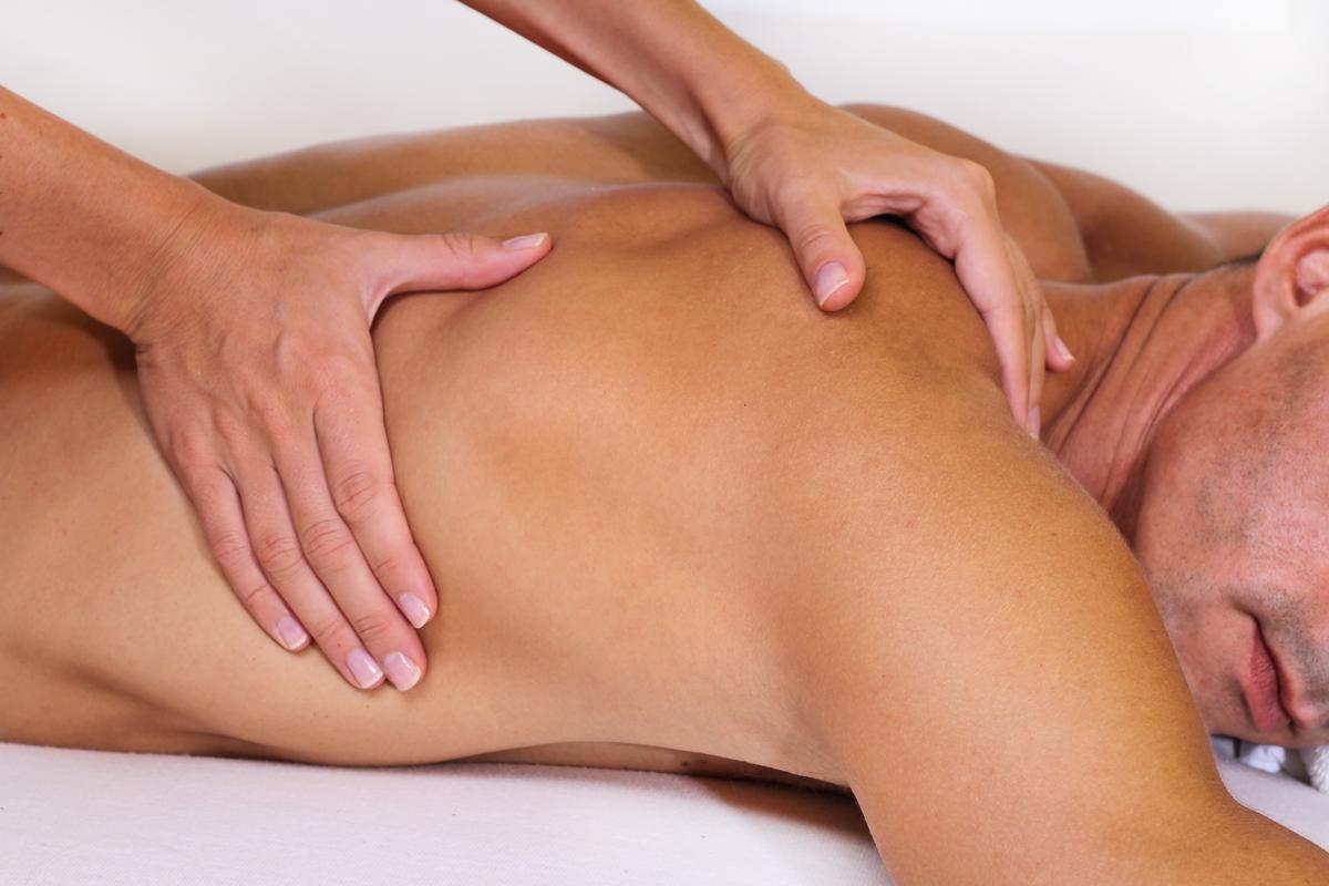 sprts massage
