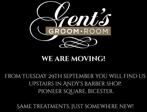 Important Information: Gent's Groom Room is moving to Andy's Barber Shop